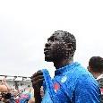 """Compleanno in casa Napoli, Koulibaly spegne le candeline: """"Tanti auguri Kalidou!"""". La risposta: """"Grazie"""""""