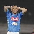 CorSport - Rinnovo Allan, l'agente ha chiesto un aumento d'ingaggio al Napoli: intesa nemmeno sfiorata