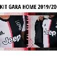 Juventus, la nuova maglia fa il debutto ufficiale: addio alle tradizionali strisce [VIDEO]