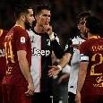 """""""Sei troppo basso per parlare"""". Florenzi risponde a Cristiano Ronaldo: """"Pensa che ha il diritto di fare tutto quello che vuole"""""""