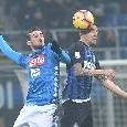 Napoli-Inter, le probabili formazioni: poker di ballottaggi per Ancelotti, Spalletti <i>perde</i> De Vrij. Un <i>debutto</i> azzurro in panchina