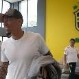 Brasile, un calciatore contrae la parotite: tutta la squadra sarà vaccinata, c'è anche Allan in ritiro