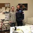 """Sarri-Juve, Anastasio annuncia: """"Se ci va davvero ritiro la canzone dal web"""""""