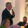 Ancelotti's party - Tra gli ospiti presenti i figli, De Laurentiis, Gattuso e tanti altri [FOTOGALLERY]