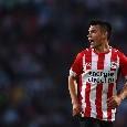 Sky - Lozano, accordo di massima con PSV e calciatore ma spunta il problema diritti d'immagine!