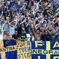 Il Verona torna in Serie A! Rimontato lo 0-2 con il Cittadella ai Play Off, netto 3-0 e promozione