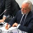 ECA, smentite sulla candidatura di De Laurentiis: non presenterà domanda per il consiglio d'amministrazione