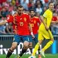 Fabian in campo 85 minuti contro la Francia: l'azzurro vola in finale