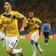 Colombia-Qatar, assist geniale di James Rodriguez e gol di Zapata! [VIDEO]