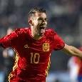 Under 21, Italia-Spagna 0-1: super gol di Ceballos su passaggio di Fabian Ruiz, Meret non può nulla [VIDEO]