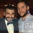 Manolas in attesa del Napoli: matrimonio in Grecia a pochi passi da Ronaldo [ESCLUSIVA]
