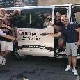 CalcioNapoli24 a Dimaro con Gruppo Bonifacio: il divertente vlog del viaggio d'andata! [VIDEO]