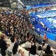 Universiade, parte domani la Ginnastica Ritmica al Palavesuvio