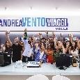 CalcioNapoli24 ha un nuovo vicino, inaugurata ieri la nuova sede Vento Viaggi a Volla