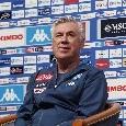 Malore per un tifoso azzurro all'incontro con Ancelotti: nulla di grave, allarme rientrato