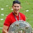 Il Roma - Braccio di ferro tra Napoli e Real Madrid per James: Perez non scende sotto i 42 mln