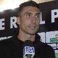 """Feralpisalò, Caracciolo: """"Siamo stanchi di vedere vincere la Juve, credo nel Napoli. Hamsik? Era molto magro ma che giocatore! Milik lo rivoglio al fantacalcio e su Baronio..."""" [VIDEO CN24]"""