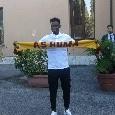 """Roma, Diawara si presenta: """"Il nostro obiettivo è la Champions, darò tutto per questa maglia"""""""