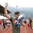 Elmas fa il suo ingresso in campo, ovazione dei tifosi a Carciato! [FOTO CN24]