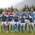 DIRETTA VIDEO - Napoli-Cremonese 3-3 (11' Mogos, 36' Insigne rig., 42' Arini, 54' Verdi, 69' Younes, 76' Soddimo): il terzo match estivo finisce in pareggio!