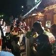 Ghoulam all'osteria Spleuza, dopo cena viene travolto dall'affetto dei tifosi: centinaia di selfie, esemplare! [FOTO]