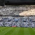 RILEGGI DIRETTA - Marsiglia-Napoli 0-1 (38' Mertens): vittoria degli azzurri, partita nervosa e francesi quasi mai pericolosi