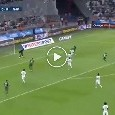 Marsiglia-Napoli 0-1, super gol: che azione sull'asse Insigne-Callejon-Mertens! [VIDEO]