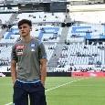 Elmas piace anche alla UEFA: il macedone azzurro inserito nella lista dei 50 giovani più promettenti d'Europa