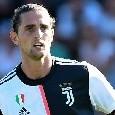 """Juventus, Rabiot: """"Adattato facilmente ai bianconeri, abbiamo lavorato bene. Campionato? Affronteremo squadre forti"""""""