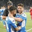 Fiorentina-Napoli dalla A alla Z: Lorenzo torna <i>Magnifico</i> al Franchi, la <i>Spigolatrice di Firenze</i> e Fabian Ruiz versione Nureyev