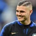 """Sportitalia annuncia: """"Icardi al PSG, c'è la firma! Prestito con diritto di riscatto"""""""