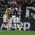 Juventus-Napoli 4-3 (16' Danilo, 19' Higuain, 62' Ronaldo, 66' Manolas, 68' Lozano, 81' Di Lorenzo, 92' Koulibaly aut.): Koulibaly <i>condanna</i> il Napoli, l'autorete regala i tre punti alla Juve
