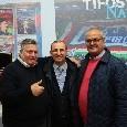 'Tifosi napoletani', questa sera la seconda puntata su CalcioNapoli24: Marika Fruscio con Montuori in conduzione, Bruscolotti e tanti altri nel parterre