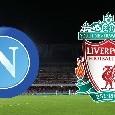 Biglietti Napoli-Liverpool in vendita Agevolazioni agli abbonati, sconto del 25%: i prezzi