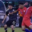 SSC Napoli, sudamericani in campo: Lozano sconfitto, Allan pure! Ospina resta in panchina