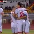 Lettonia-Macedonia 0-2 al termine del primo tempo: assist vincente di Elmas nel primo gol dei macedoni [VIDEO]