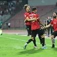 """Albania, Hysaj: """"Ho chiesto la sostituzione per un problema al polpaccio, non potevo andare avanti! Continuo a non credere al goal"""""""