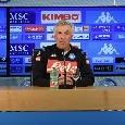 """Ancelotti: """"Milik ha recuperato, Llorente può giocare dal 1'! Mai fatto il 4-2-3-1. San Paolo? Esternazione fatta col cuore. Mi dà fastidio prendere sette gol in due partite"""""""