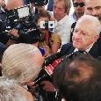 """San Paolo, De Luca incontra De Laurentiis: """"Un miracolo da difendere, Ancelotti persona perbene"""". De Laurentiis: """"Con la Regione mai stati problemi"""" [VIDEO CN24]"""