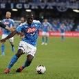 """Koulibaly: """"Volevamo vincere senza subire gol e convincere alla prima davanti ai nostri tifosi"""""""