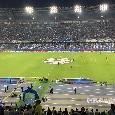 RILEGGI DIRETTA - Napoli-Liverpool 2-0 (82' Mertens, 91' Llorente): gli azzurri battono i campioni d'Europa, il San Paolo è in delirio!