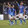 Lottare con le grandi sta diventando un'abitudine: il Napoli batte i pregiudizi e zittisce i criticoni del mercato