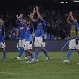Napoli-Liverpool, numeri pazzeschi anche in TV: quasi 5 milioni di spettatori per Canale 5
