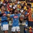 Il giorno dopo...Lecce–Napoli: la giostra del gol di Nando ed il rammarico guardando la classifica