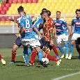 RILEGGI DIRETTA - Lecce-Napoli 1-4 (28' e 82' Llorente, 40' rig. Insigne, 52' Fabian Ruiz, 61' rig. Mancosu): doppietta dello spagnolo!
