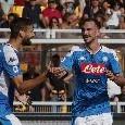 Mercato Napoli, Gazzetta: s'è detto che Florentino Perez avrebbe voluto Fabián nella trattativa James! I dettagli