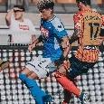 Lecce-Napoli, che giocata di Malcuit nei pressi del corner! [VIDEO]