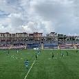 DIRETTA - Coppa Italia Primavera, Napoli-Cosenza 1-1 (17'pt Licciardello, 3'st Vrikkis rig., 12'sts Palmieri): azzurri in vantaggio, tap-in vincente di Palmieri!
