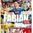 Mundo Deportivo - Il Barcellona vuole Fabián nel 2020! L'azzurro è in cima alla lista per sostituire Rakitic, il Napoli non cederà facilmente