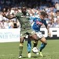 """Il commento della SSC Napoli: """"Sfortuna in agguato per il Napoli, ci iscriviamo al corso di sopravvivenza..."""""""